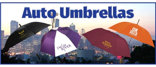 Automatic Opening Umbrellas