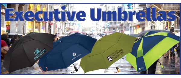 Executive Umbrellas