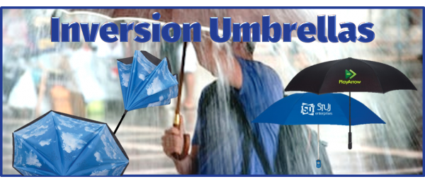 Inversion Umbrellas