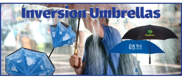 Inversion Umbrellas