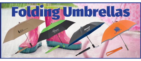 Folding Umbrellas