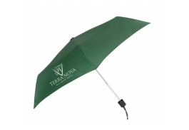"Mini 42"" Manual Open Folding Umbrella with Matching Sleeve"