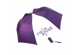 "Mini 48"" Auto Open 2 & 6 Design Folding Umbrella"