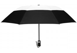 "Mini 43"" Auto Open Vented Canopy Umbrella in 14 Colors"