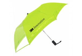 "Mini 46"" Auto Open Safety Folding Umbrella"