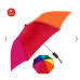 "Mini 42"" Auto Open Folding Spectrum Umbrella - 31 Colors !"