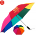 "Mini 42"" Auto Open Folding Spectrum Umbrella - 31 Colors !"