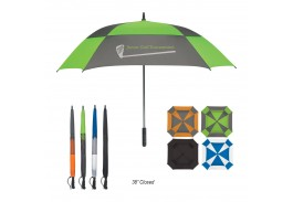 "60"" Auto Open Square Umbrella"