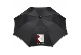 "Mini 42"" Auto Open Folding Safety Umbrella"