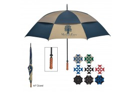 "68"" Auto Open Vented Umbrella"