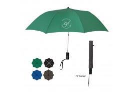 """Mini 36"""" Auto Open Telescopic Folding Umbrella"""