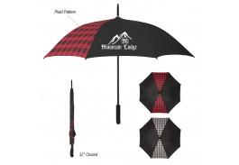 "46"" Auto Open Northwoods Umbrella"