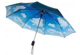 "43"" Mini Auto Open Folding ""Nimbus"" Mini Umbrella"