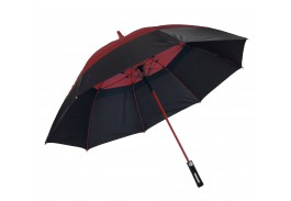 "62"" Auto Open Folding ""Hurricane"" Umbrella"