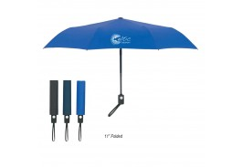 "Mini 43"" Auto Open Telescopic Folding Umbrella"