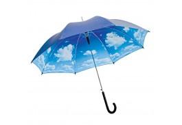 """48"""" Auto Open """"Cloud"""" Umbrella"""