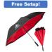 """58"""" Manual Open Grand Inversion Umbrella"""