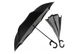 "46"" Manual Open ViceVersa Inverted Umbrella"