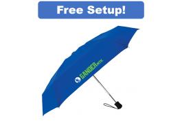 """Mini 40"""" Auto Open & Close Super Mini Umbrella"""