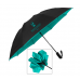 "46"" Auto Open & Close Color Flip Inverted Folding Umbrella"