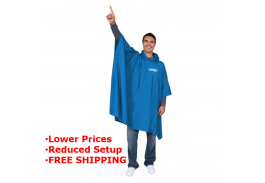 The Billboard Rain Poncho