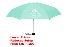 """Mini 38"""" Manual Mini Mates Folding Umbrella"""