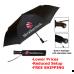 "Mini 42"" Auto Open The Storm Flashlight Umbrella"