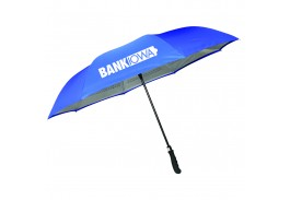 "48"" Auto Open Sun Storm Inverse Open Umbrella"
