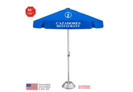 7' Vented Ultimate Patio Umbrella