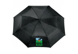 "Mini 41"" Manual Open Classic Folding Umbrella"