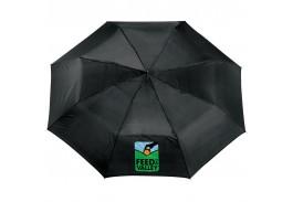 "Mini 41"" Manual Open Classic Folding Umbrella"