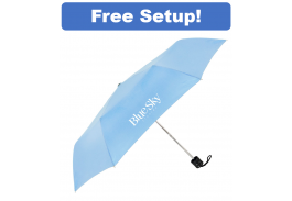 "Mini 41"" Manual Economy Umbrella"