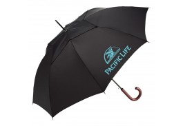 "50"" Auto Open Vented Stick Executive Umbrella"
