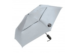 "Mini 43"" Auto Open Vented Executive Safety Folding Umbrella"