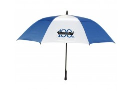 "62"" Manual Open Vented Economy Umbrella - 39 Colors!"