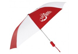 "Mini 43"" Auto Open Folding Wind Umbrella - 49 Colors!"