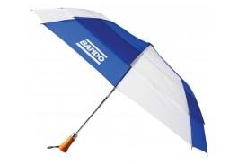 """Mini 44"""" Auto Open Folding Vented Umbrella"""