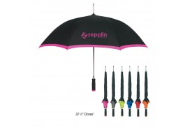 "46"" Auto Open Two-Tone Umbrella"